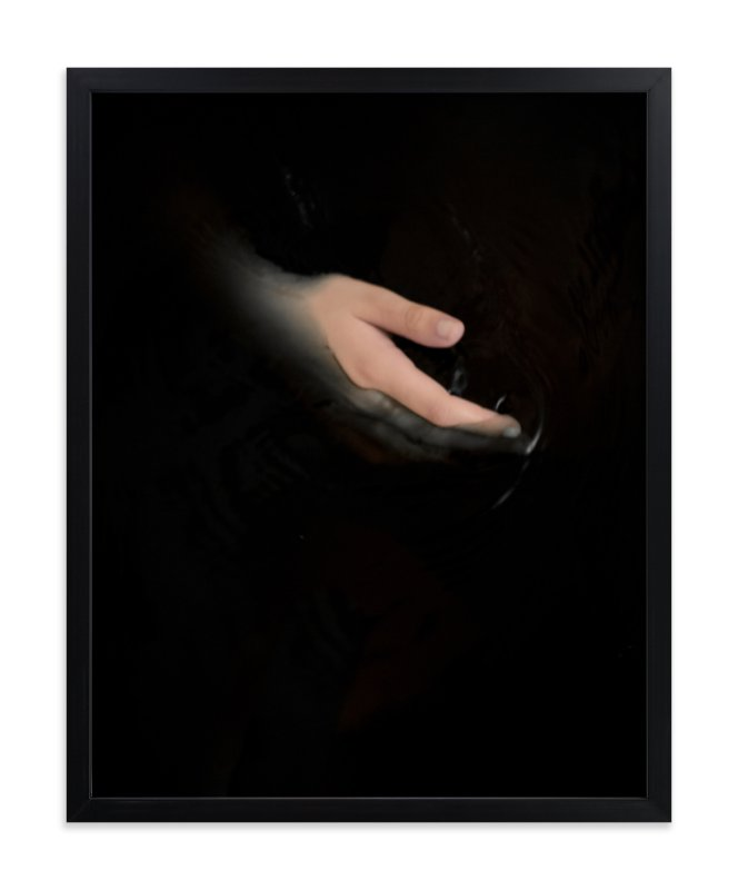 """""""HOLD MY HAND"""" - PHOTOGRAPHY LIMITED EDITION ART PRINT BY GABRIELA KLAFKE"""