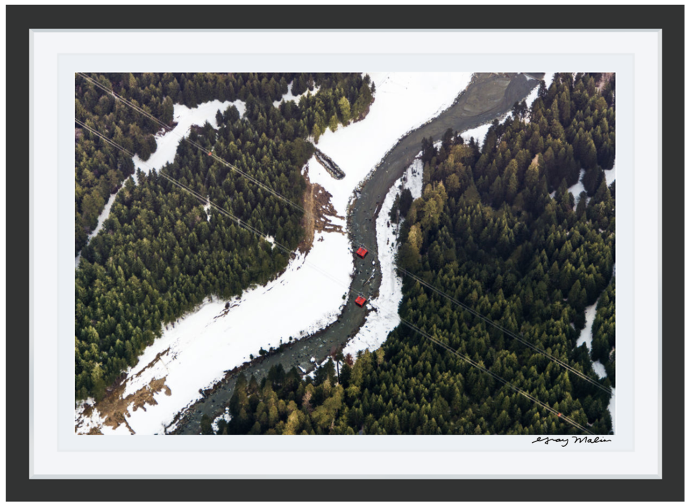 Peak to Peak Alpines À la Montagne Gray Malin