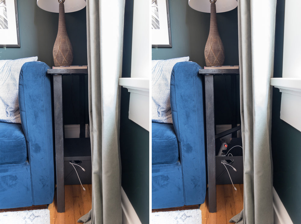 How to Hide Cords, Plus All My Tricks for Cable Management — The ...