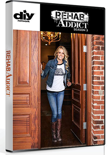 Rehab Addict Season on DVD