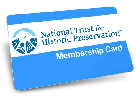 National Trust for Historic Preservation Membership