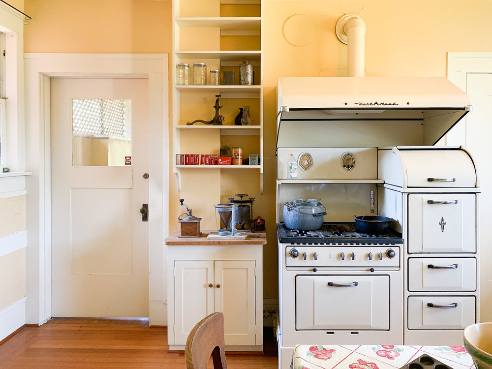 The Marston House vintage kitchen inspiration The Gold Hive-3521.jpg