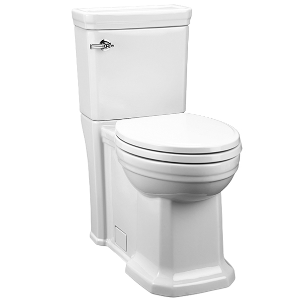 DXV FITZGERALD TWO-PIECE ELONGATED TOILET