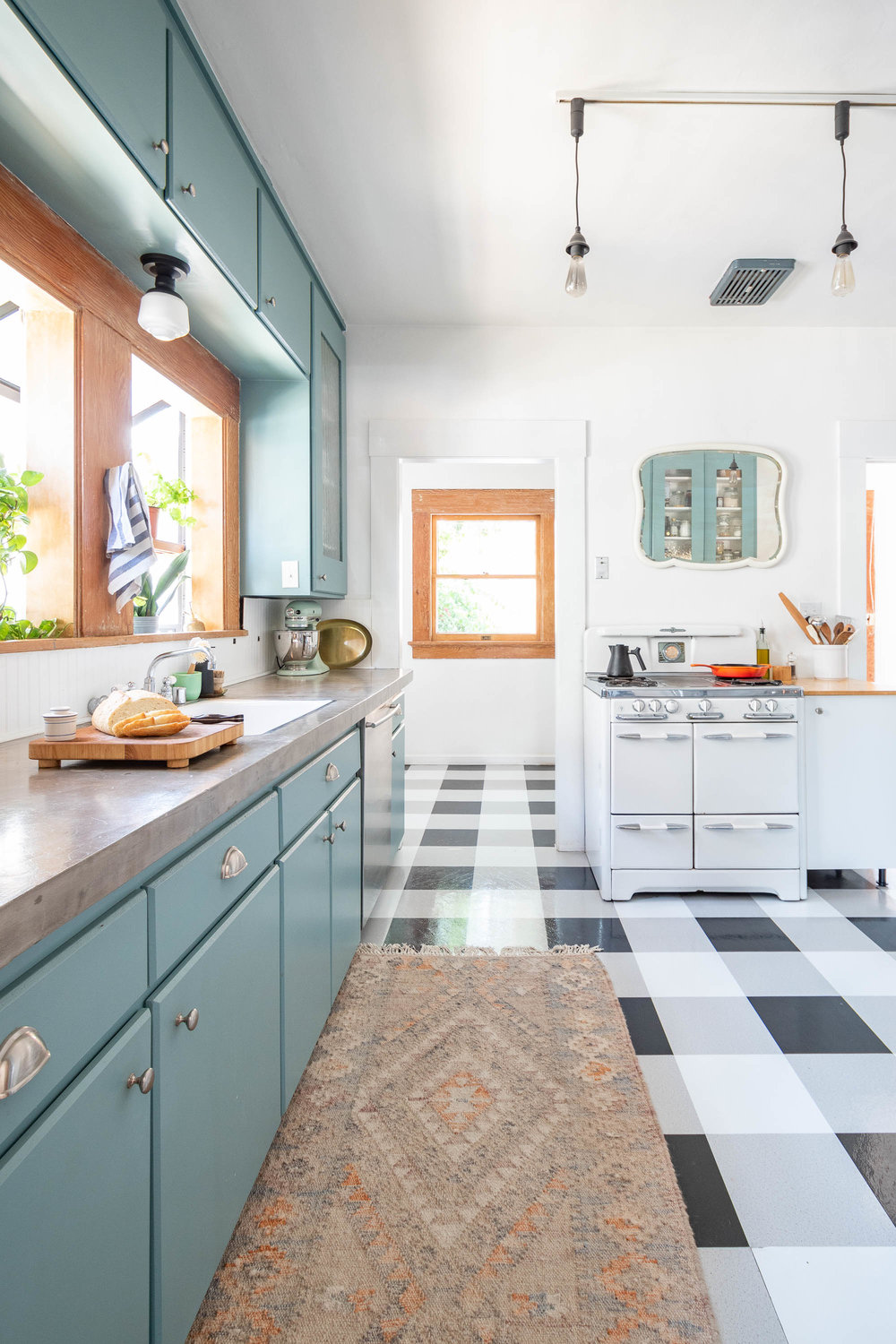 The Phase 1 Kitchen Makeover — The Gold Hive
