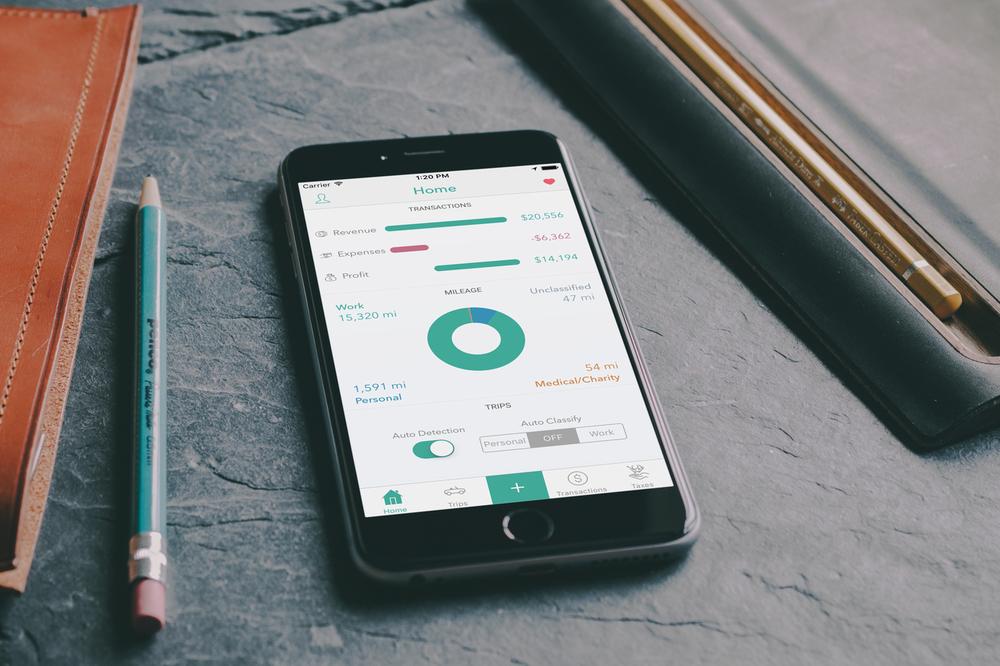 Everlance App Update release 1.1.0