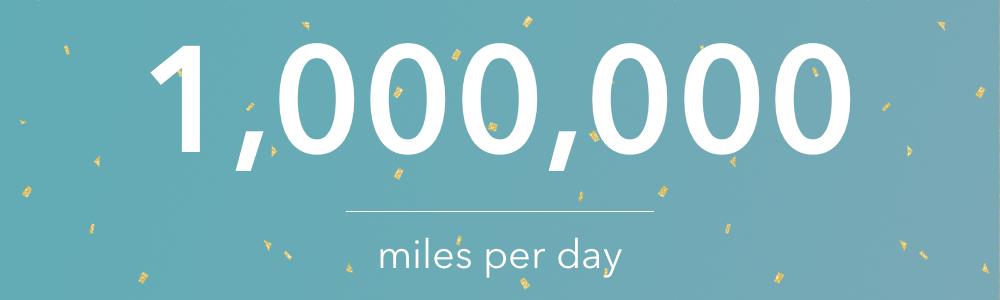 1 Million Miles Everlance