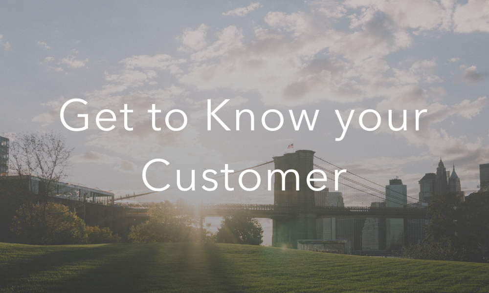 Everlance: Realtor - Get to know your customer