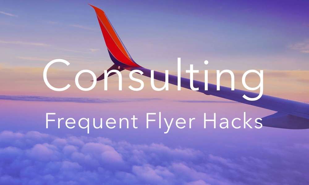 Everlance frequent flyer hacks