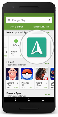 Everlance featured on playstore