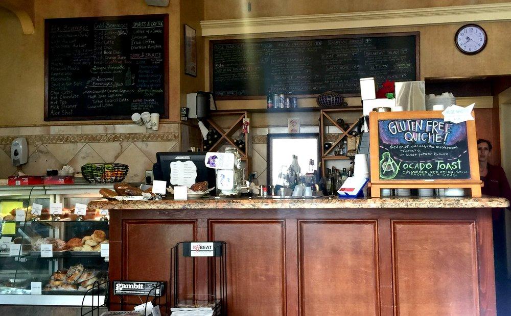 Cafe Rose Nicaud