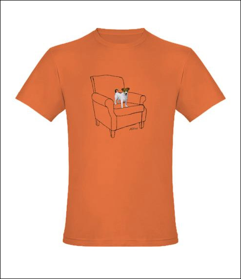 jack on T shirt
