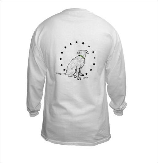 Pit Bull T shirt back