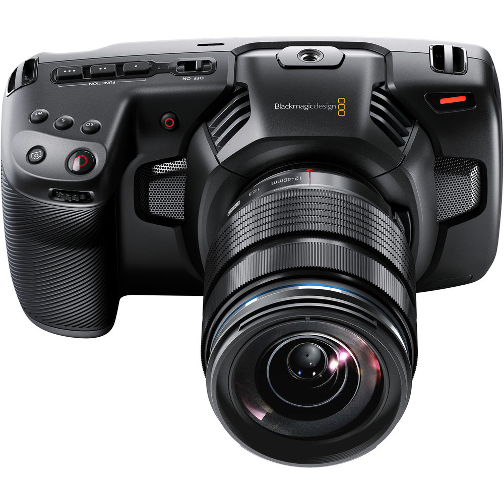 ***************************Nov. 2018*********************** The new powerhouse of my camera options…the Blackmagic Pocket Cinema Camera 4k. We just upped our image game, big-time!