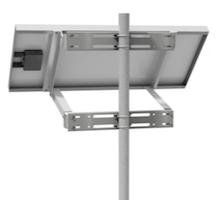 1X-SPM Aluminum Side of Pole