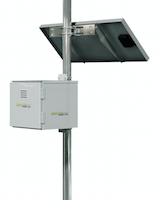 Pole Mounted Solar