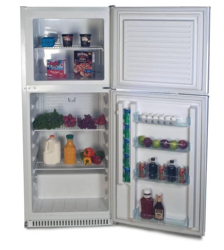 Solstice Series - Upright Refrigerator/Freezer