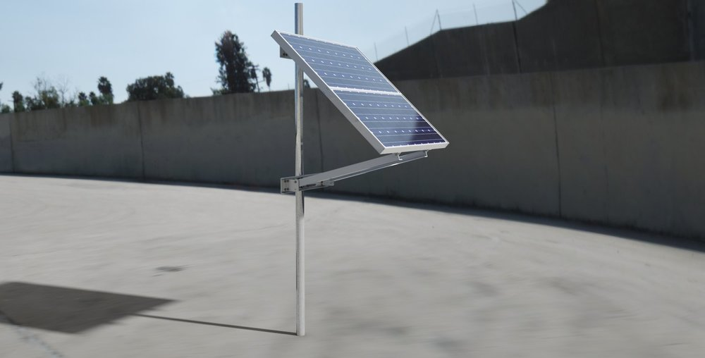 SOLAR MOUNTING OPTIONS -