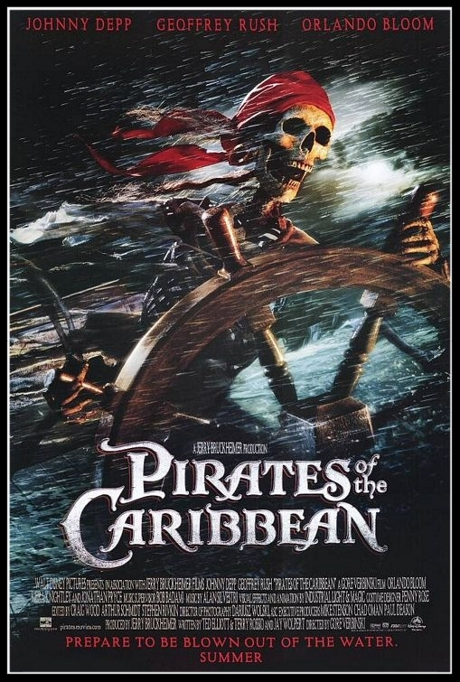 Curse of the Black Pearl TV - Coming