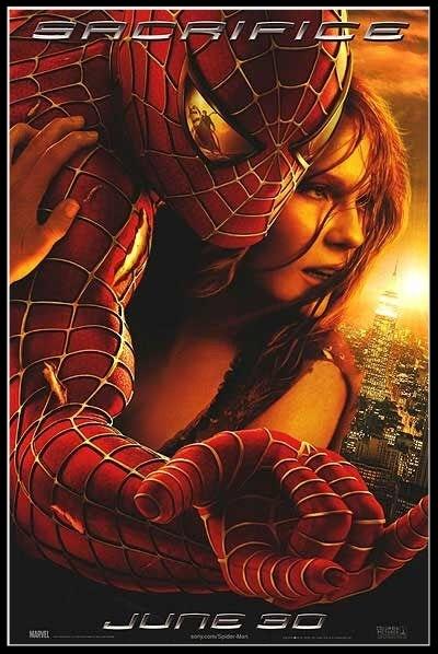 Spider-Man 2 TV - Words