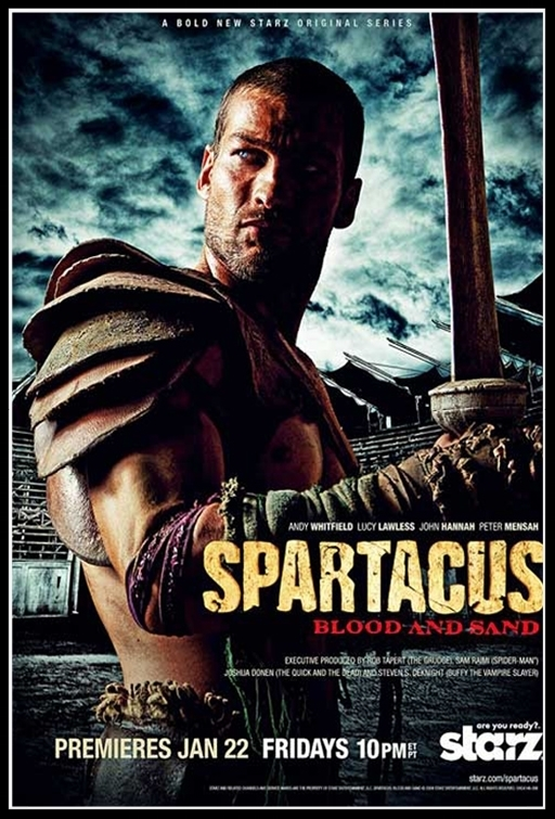 Spartacus: Blood and Sand - Trailer