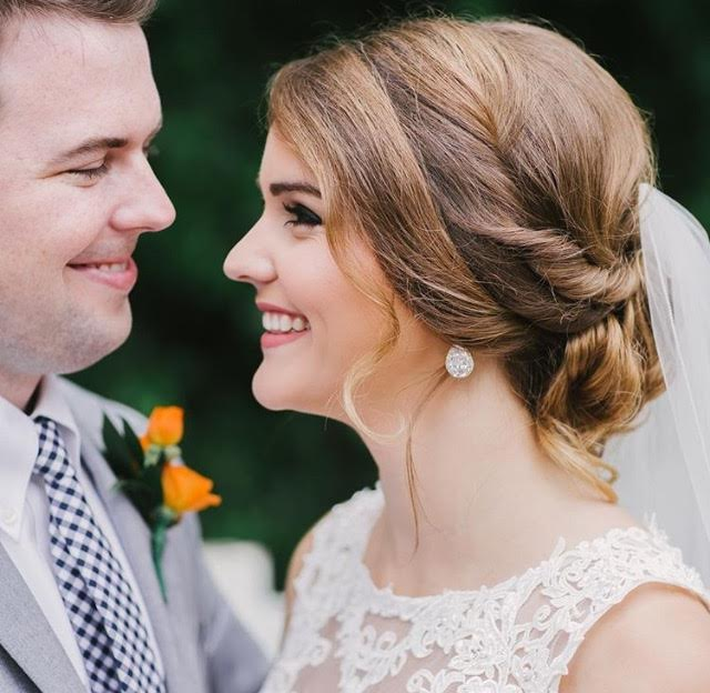 Our wedding photographer,  Morgan Worley ,has been sharing a few sneak peaks of our photos. We are scheduled to received them any day now and can hardly wait!