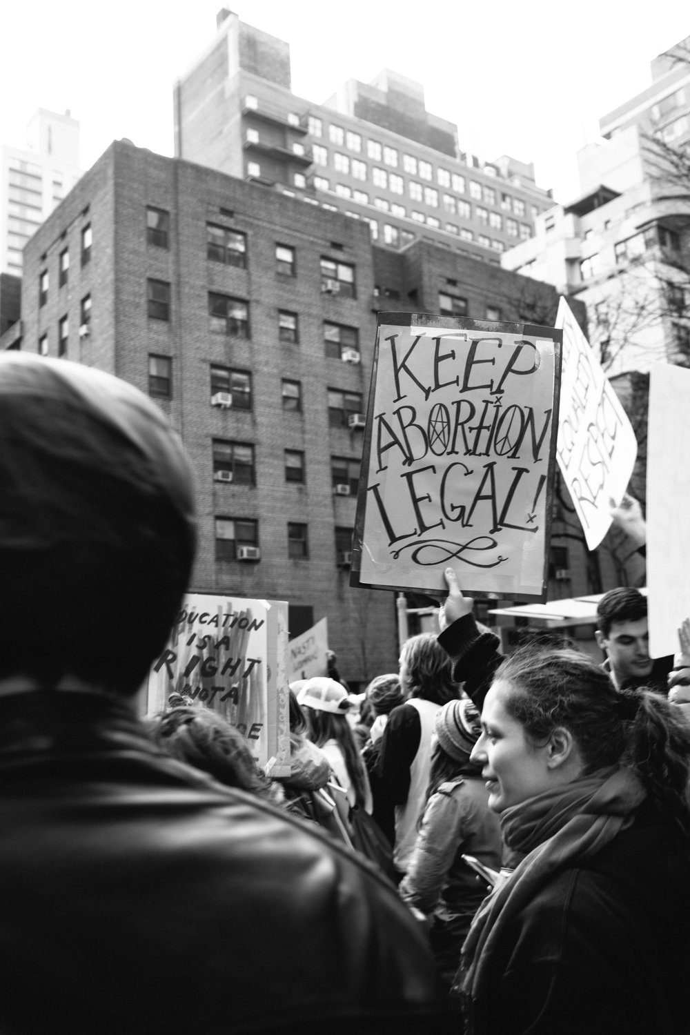 women's march on washington nyc protest signs-43.jpg