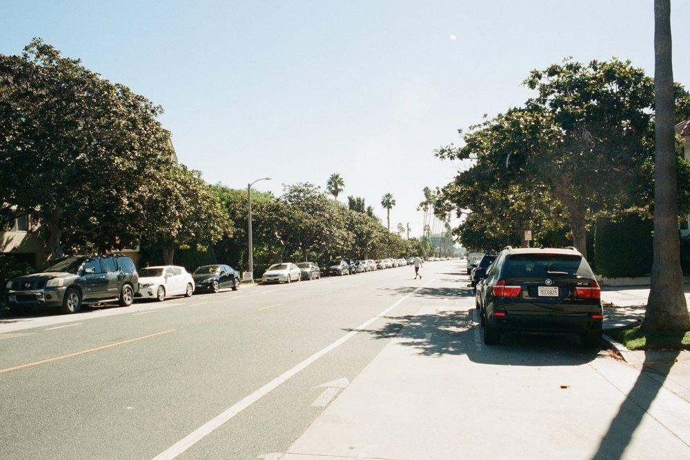 Venice Beach 35 mm Los Angeles California Rachel Hanon Photography street