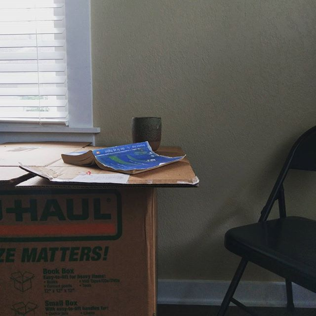 Move-in aesthetics #boxchic #minimalist #interiordesign #homegoals #reducereuserecycle #zerowaste #sizematters