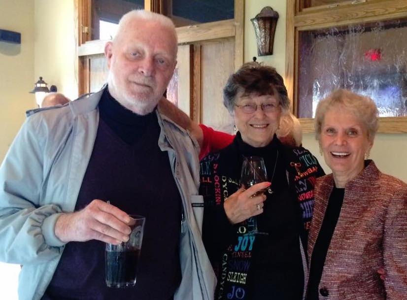 Ken Petersen, Shirley Petersen - Lifetime Members - July 1957,Frances Hamann - Lifetime Member - December 1964