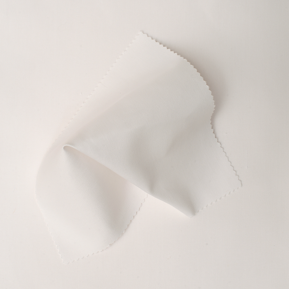 Poly Cotton | White