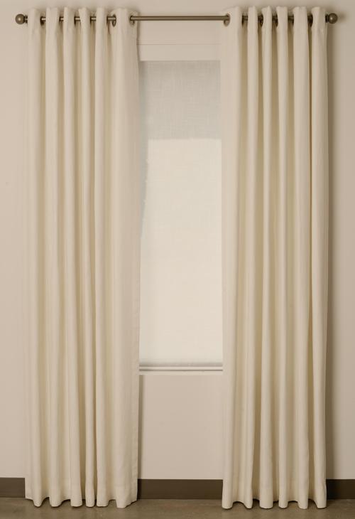 grommet bella depot treatments drapes the window pair home curtain luna room curtains aqua b darkening compressed panel l in n