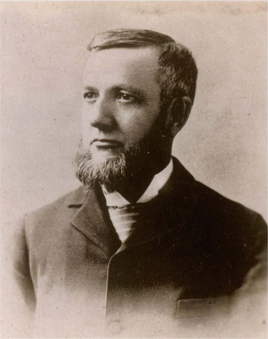 Theodore A. McGraw, MD, founder of the Detroit Medical College, which would later become Wayne State University School of Medicine.