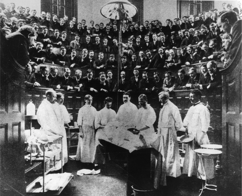 Interior View of St Marys Hospital Amphitheater in 1898.png