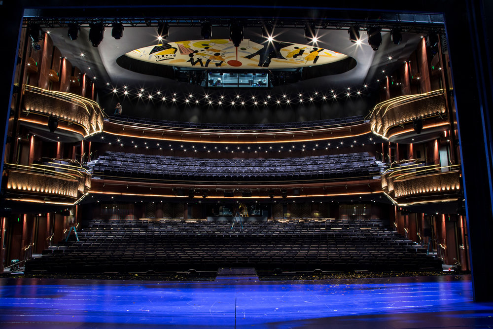 Sydney Lyric Theatre - Spends big on bringing audiences closer.