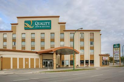 Quality Inn & Suites | $120/night