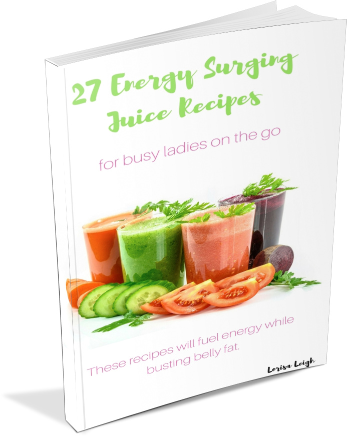 27 Detox JuiceRecipes E Book - 27 Detox Juice Recipes to increase energy, concentration, and better digestion (which means, a flatter belly).