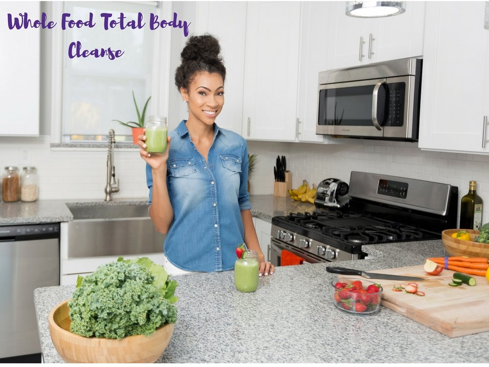 28 Day Whole Food Cleanse - Shed Belly Fat, Ditch Bloating, Gain Energy… without counting calories, working out, or feeling hungry.All you'll need is the food you can find at your local supermarket.