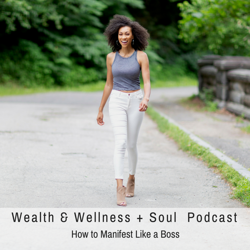 Wealth & Wellness + Soul - This podcast takes a holistic approach to living a wealthy & healthy life. Here you will find topics about nutrition, lifestyle, mindset, spiritual health, and building wealth.