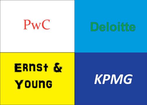 Big 4 Accounting Firms