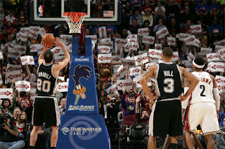 Manu Ginobli, San Antonio Spurs