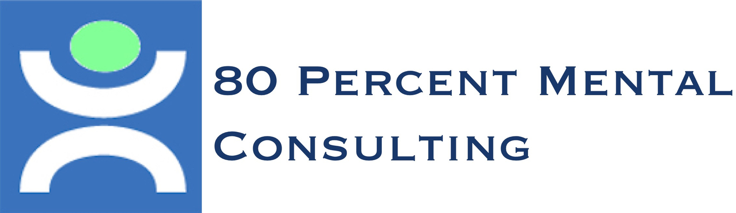 80 Percent Mental Consulting