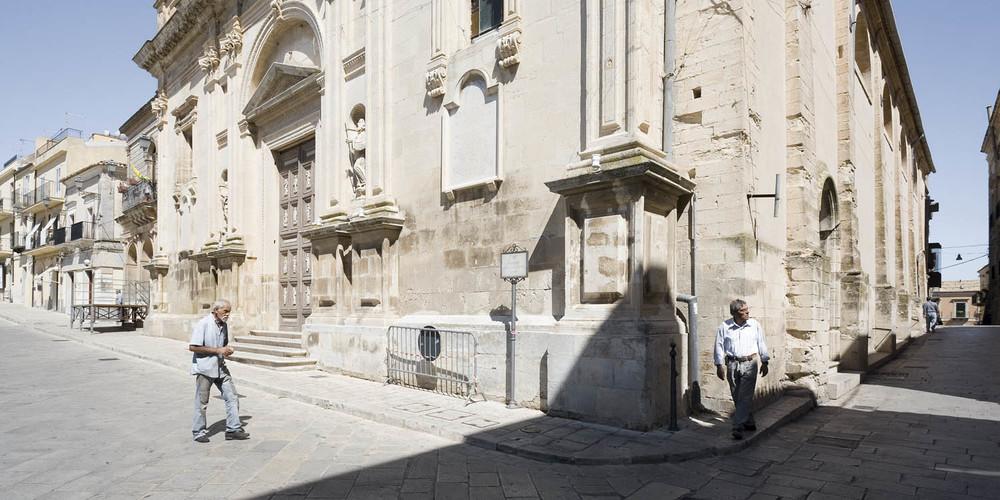 Sicily - Chiaramonte Gulfi