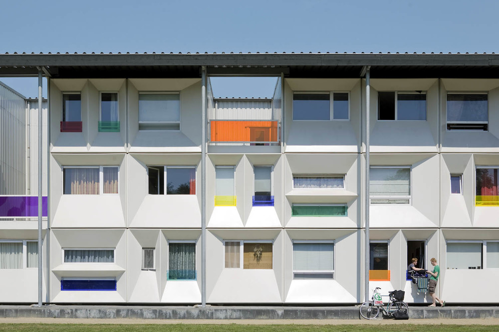 qubic, student housing