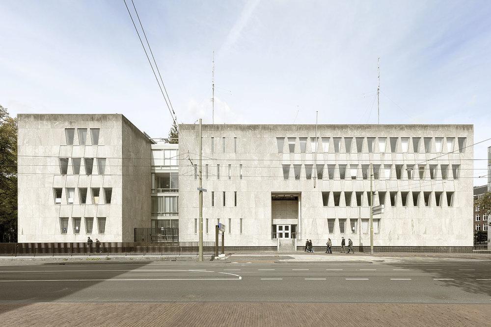 American ambassey The Hague, The Netherlands