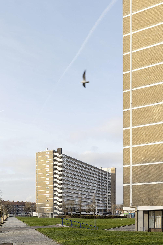 galerijflat 1964 - architect Piet Zanstra