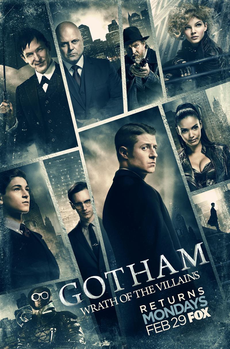 5. Gotham (FOX)