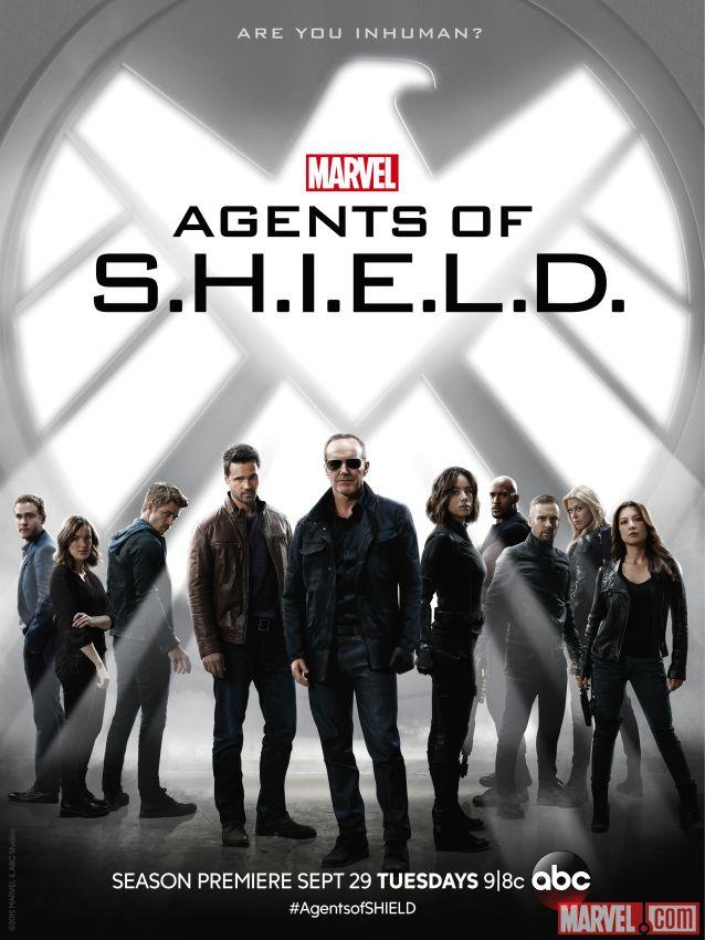 6. Agents of S.H.I.E.L.D. (ABC)