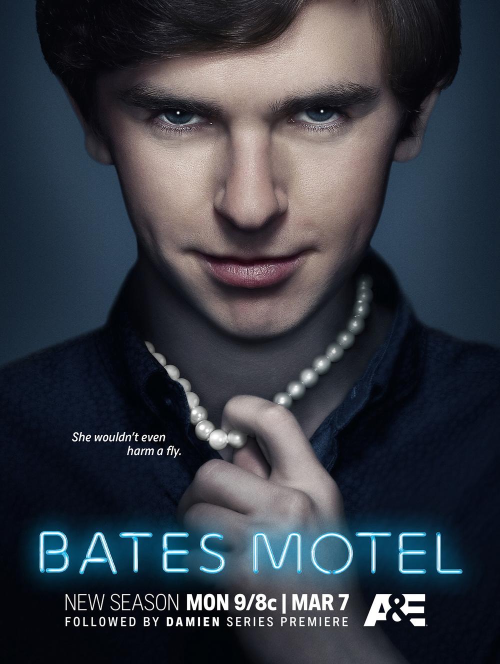 4. Bates Motel (A&E)