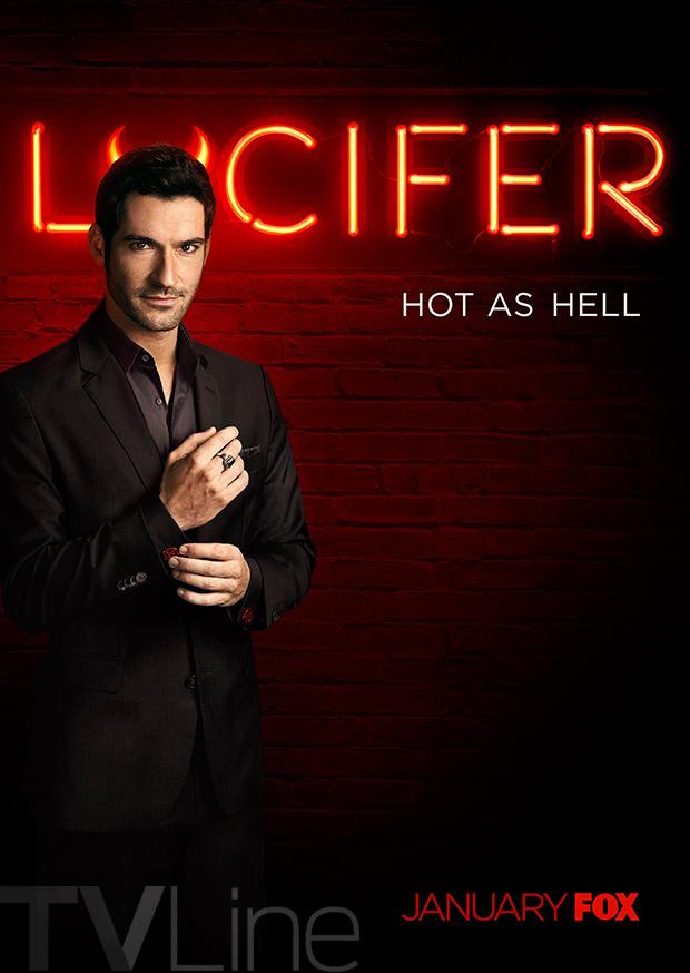10. Lucifer (FOX)