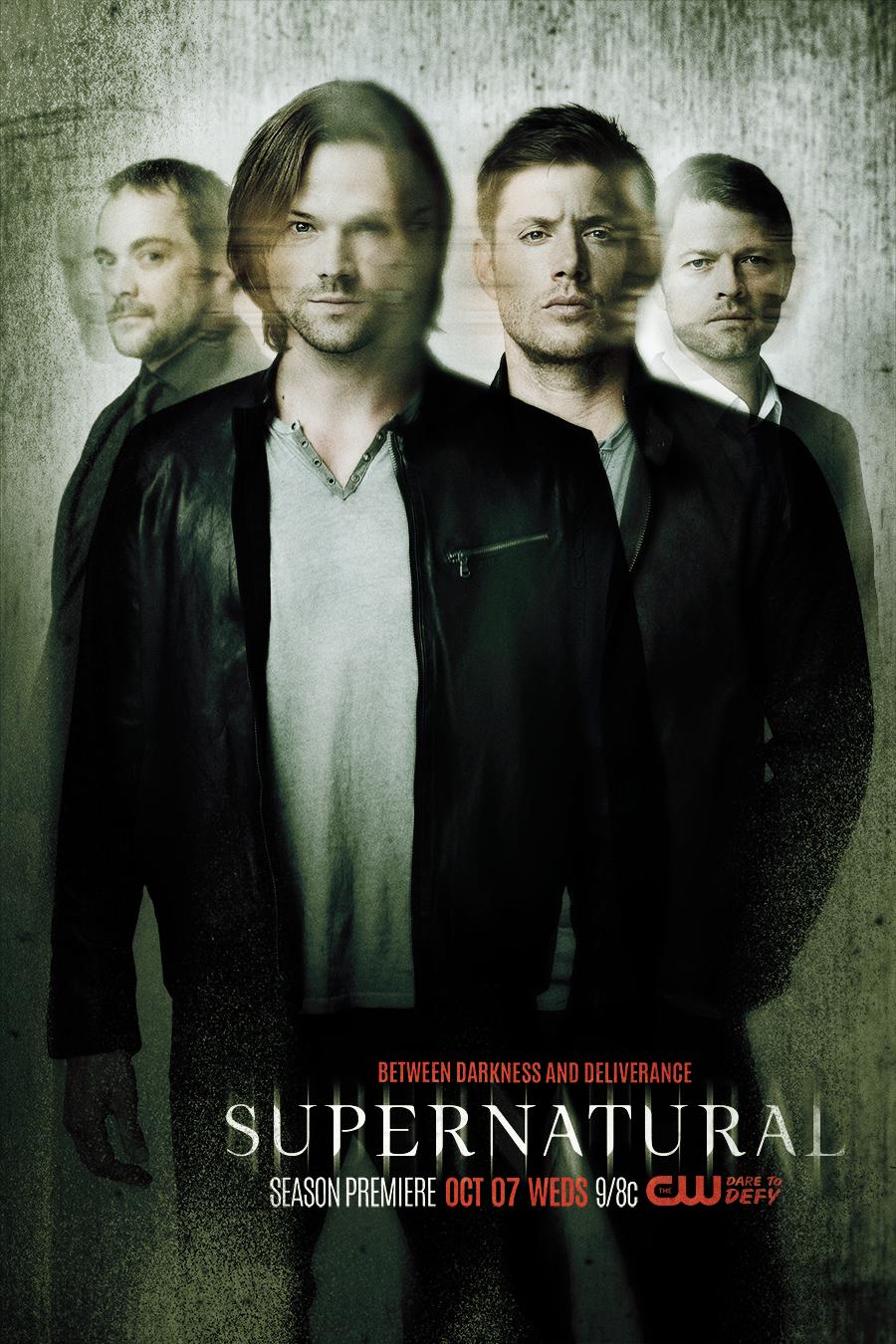 3. Supernatural (CW)